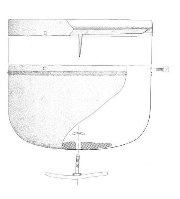 Artifact Drawing - Compass